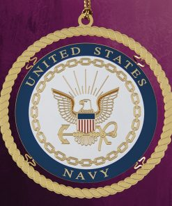 Navy Ornament - White House Historical Association - Keepsake Ornaments