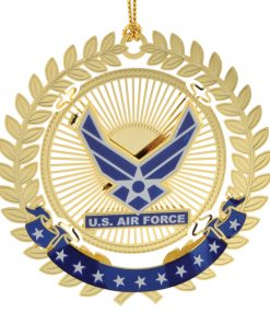 US Air Force Logo Ornament - White House Historical Association - Keepsake Ornaments