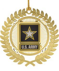US Army Logo Ornament - White House Historical Association - Keepsake Ornaments