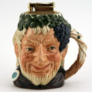 Bacchus D6505 - Lighter - Royal Doulton