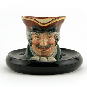Dick Turpin D5601 - Ashtray - Royal Doulton