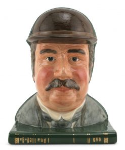 Dr. Watson D7039 - Bookend - Royal Doulton