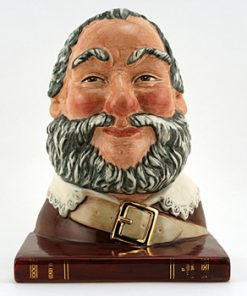 Falstaff D7089 - Bookend - Royal Doulton