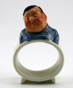 Fat Boy M59 - Napkin Ring - Royal Doulton