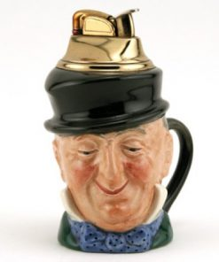 Mr Micawber D5843 - Lighter - Royal Doulton