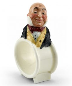 Mr Micawber M58 - Napkin Ring - Royal Doulton