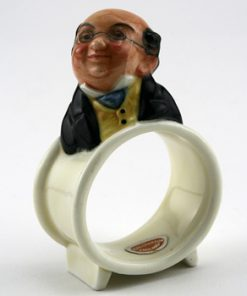 Mr Pickwick M57 - Napkin Ring - Royal Doulton