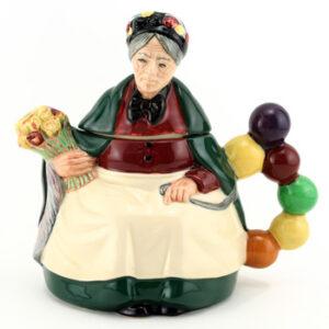 Old Balloon Seller - Teapot - Royal Doulton