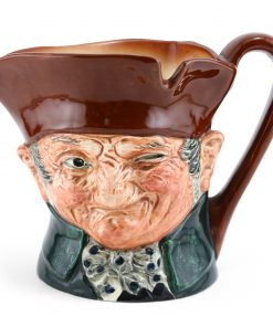 Old Charley D5858 - Musical Jug - Royal Doulton