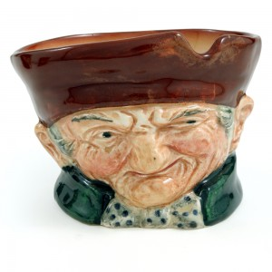 Old Charley D6012 - Sugar Bowl - Royal Doulton