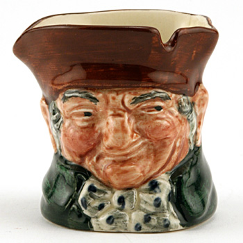 Old Charley D6 - Toothpick Holder - Royal Doulton