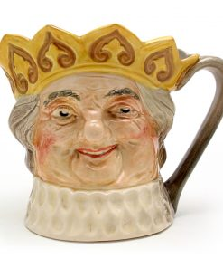 Old King Cole - Musical Jug (Yellow Crown) - Royal Doulton