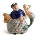 Old Salt D6818 - Teapot - Royal Doulton