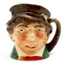 Paddy D5887 - Musical Jug - Royal Doulton