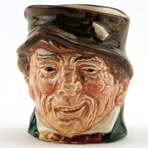 Paddy D6151 - Toothpick Holder - Royal Doulton
