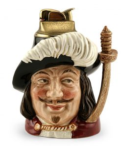 Porthos D6453 - Lighter - Royal Doulton