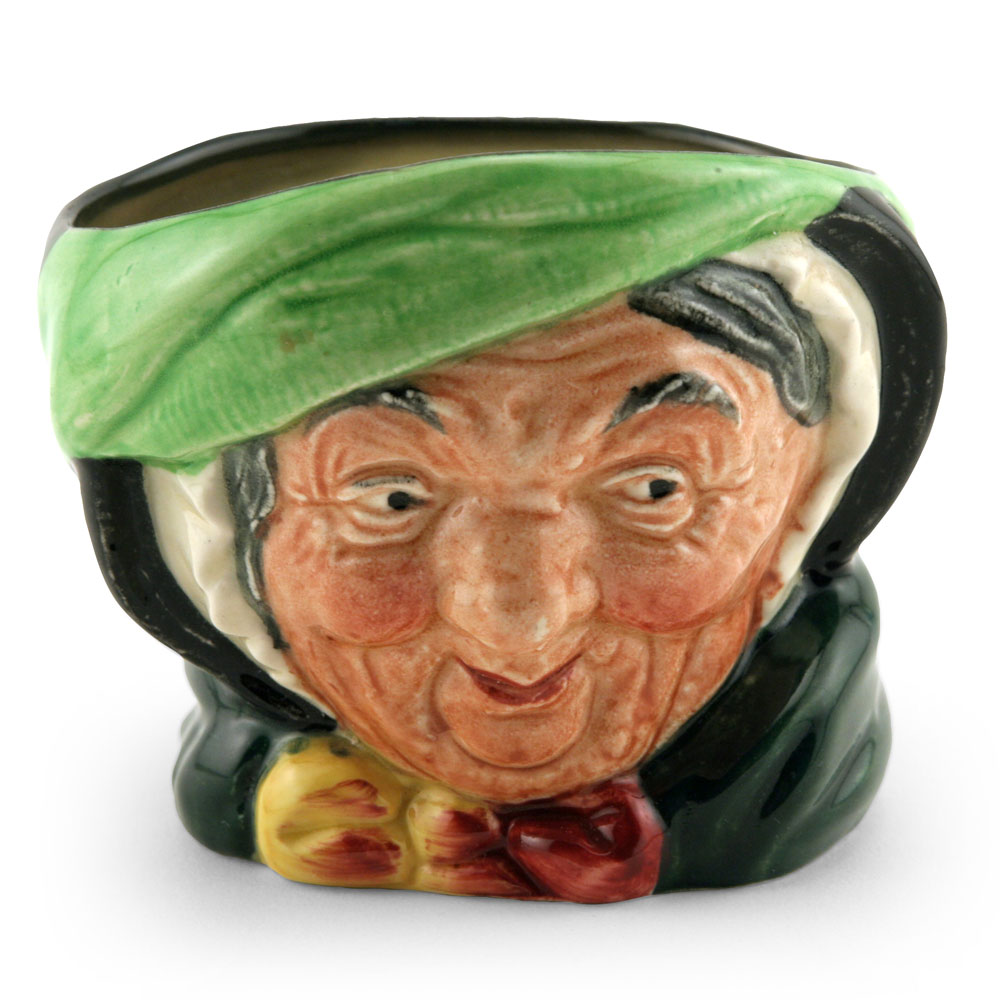 Sairey Gamp D6011 - Sugar Bowl - Royal Doulton