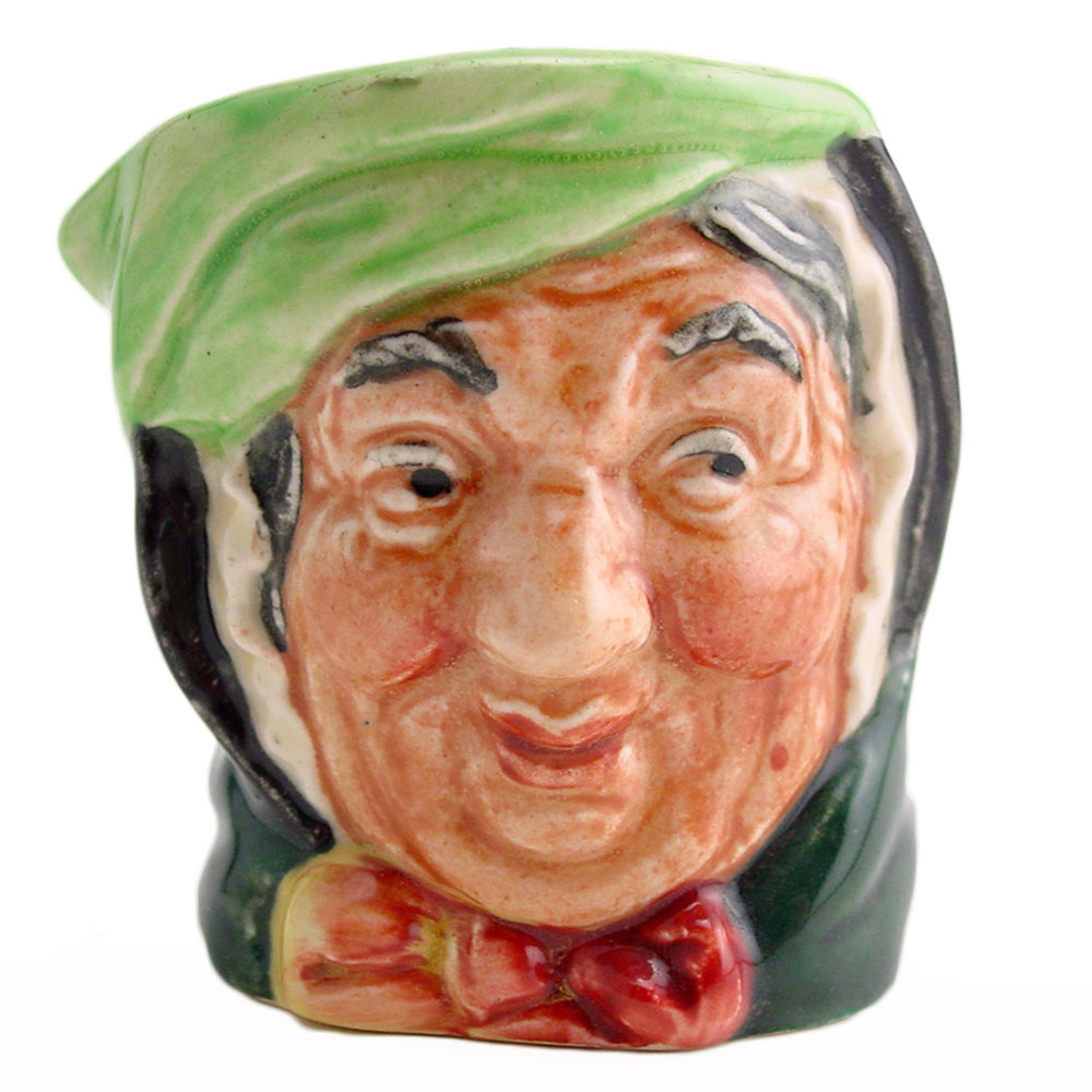 Sairey Gamp D6150 - Toothpick Holder - Royal Doulton