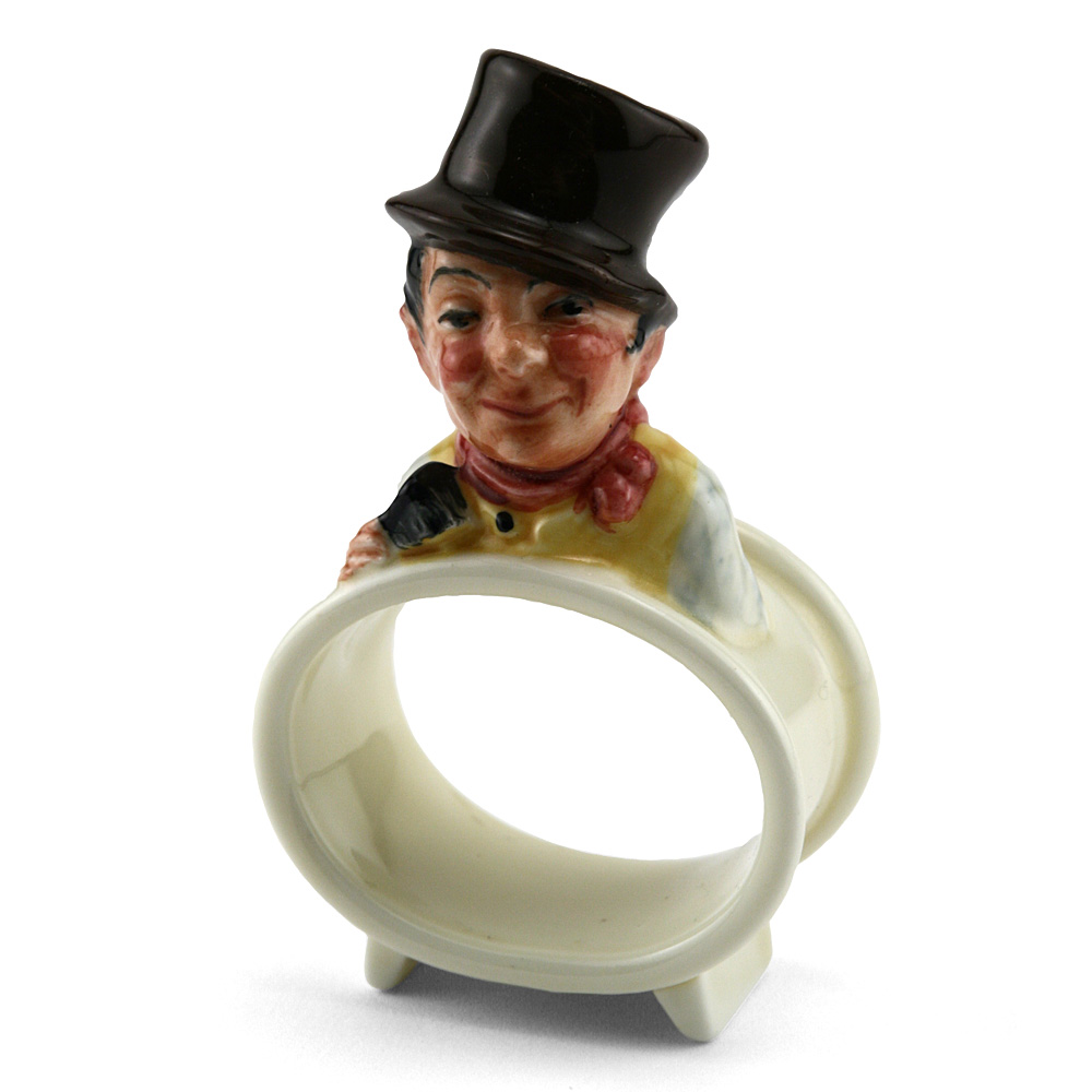 Sam Weller M61 - Napkin Ring - Royal Doulton