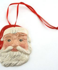 Santa Claus D6989 - Ornament - Royal Doulton