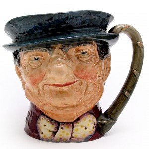 Tony Weller D5888 - Musical Jug - Royal Doulton