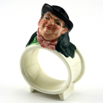 Tony Weller M60 - Napkin Ring - Royal Doulton