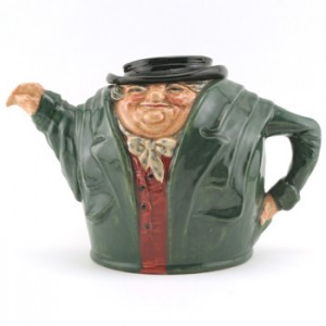 Tony Weller D6016 - Teapot - Royal Doulton