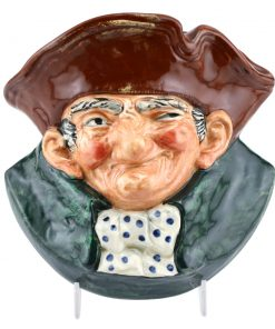 Old Charley - Wall Pocket D6110 - Wall Pocket - Royal Doulton