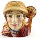 Alexander The Great D7224 - Large - Royal Doulton Character Jug