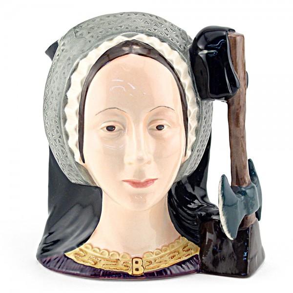 Anne Boleyn D6644 - Large - Royal Doulton Character Jug