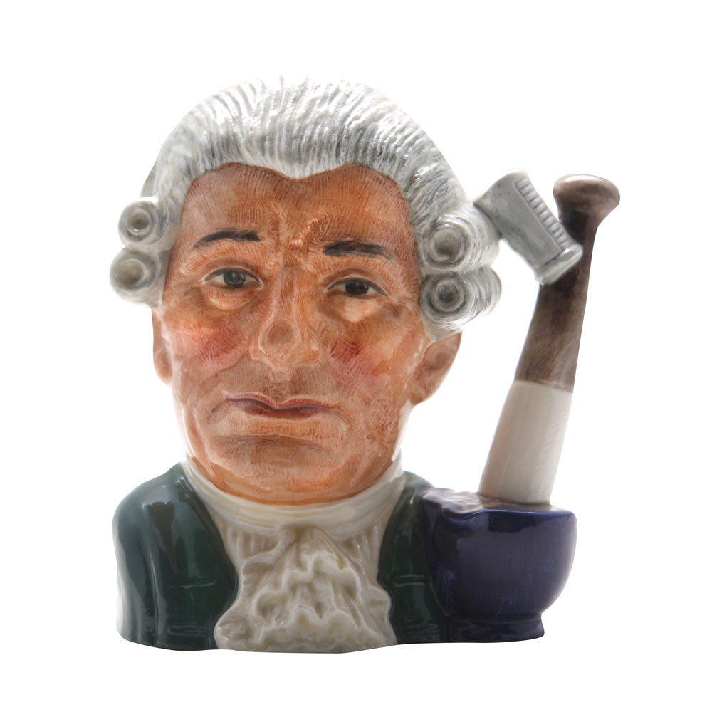 Apothecary (Bone China) D6567 - Large - Royal Doulton Character Jug