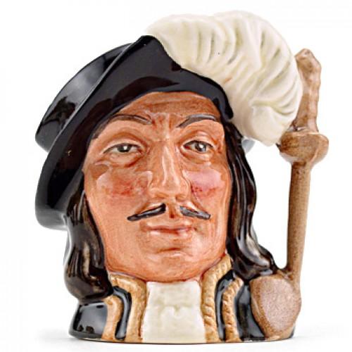Athos D6439 - Large - Royal Doulton Character Jug