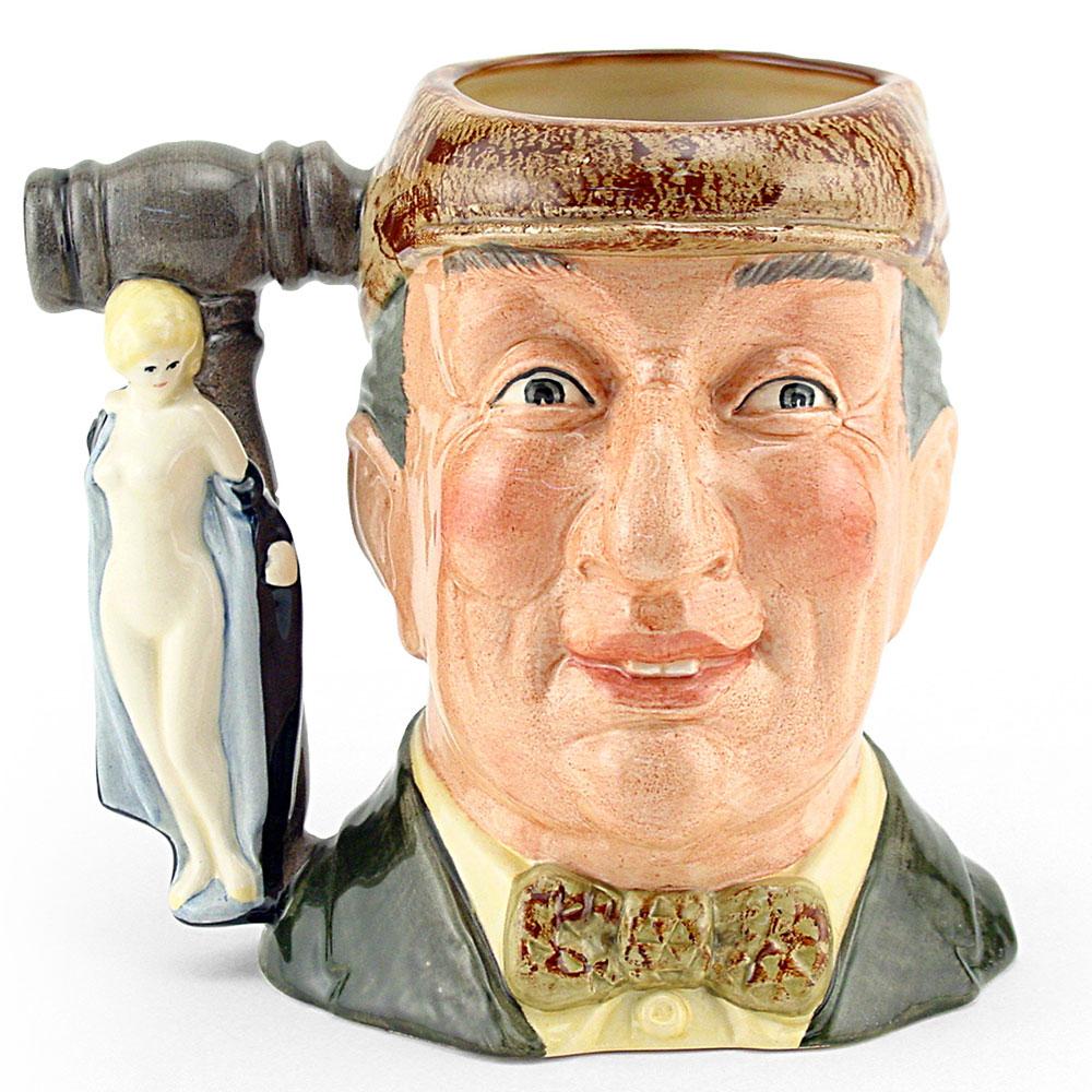 Auctioneer D6838 - Large - Royal Doulton Character Jug