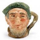 """Auld Mac """"Owd Mac"""" D5823 - Large - Royal Doulton Character Jug"""