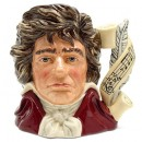 Beethoven D7021 - Large - Royal Doulton Character Jug