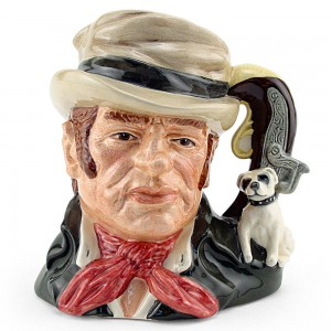 Bill Sikes D6981 - Large - Royal Doulton Character Jug