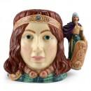 Boudicca D7221 - Large - Royal Doulton Character Jug