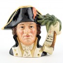 Capt Bligh D6967 - Large - Royal Doulton Character Jug