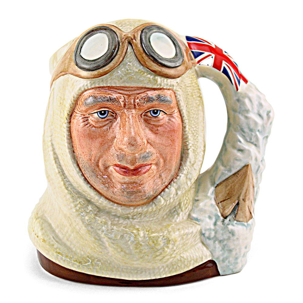 Capt Scott D7116 - Large - Royal Doulton Character Jug