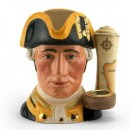 Captain James Cook D7077 - Large - Royal Doulton Character Jug