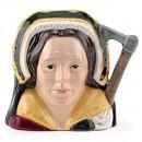 Catherine Howard D6645 - Large - Royal Doulton Character Jug