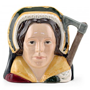Catherine Howard D6645 - Large - Royal Doulton Character Jug
