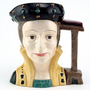 Catherine Parr D6664 - Large - Royal Doulton Character Jug