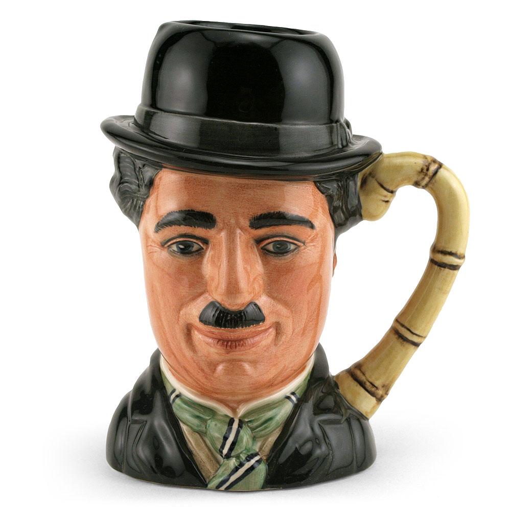 Charlie Chaplin D6949 - Large - Royal Doulton Character Jug