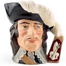 D'Artagnan D6691 - Large - Royal Doulton Character Jug