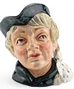 Dick Whittington Old D6375 - Large - Royal Doulton Character Jug