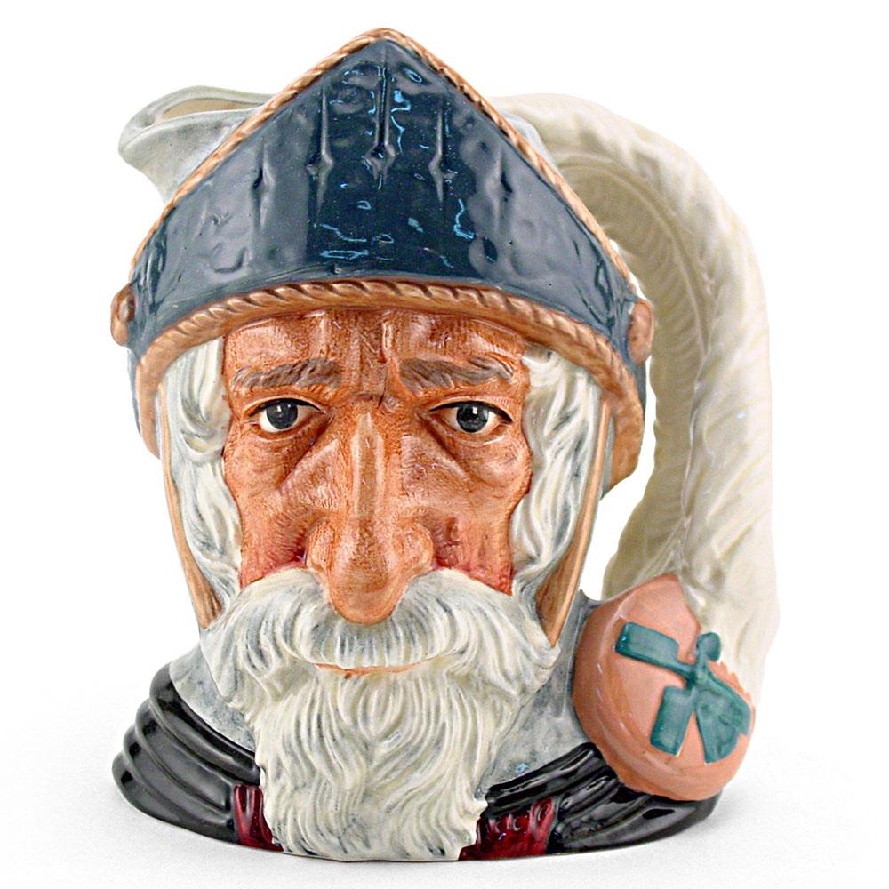 Don Quixote D6455 - Large - Royal Doulton Character Jug