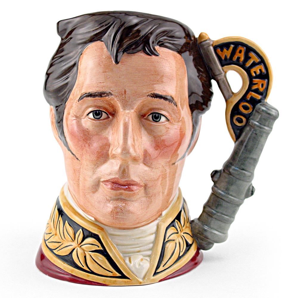 Duke of Wellington D6848 - Large - Royal Doulton Character Jug