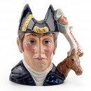 Duke of Wellington New D7170 - Large - Royal Doulton Character Jug