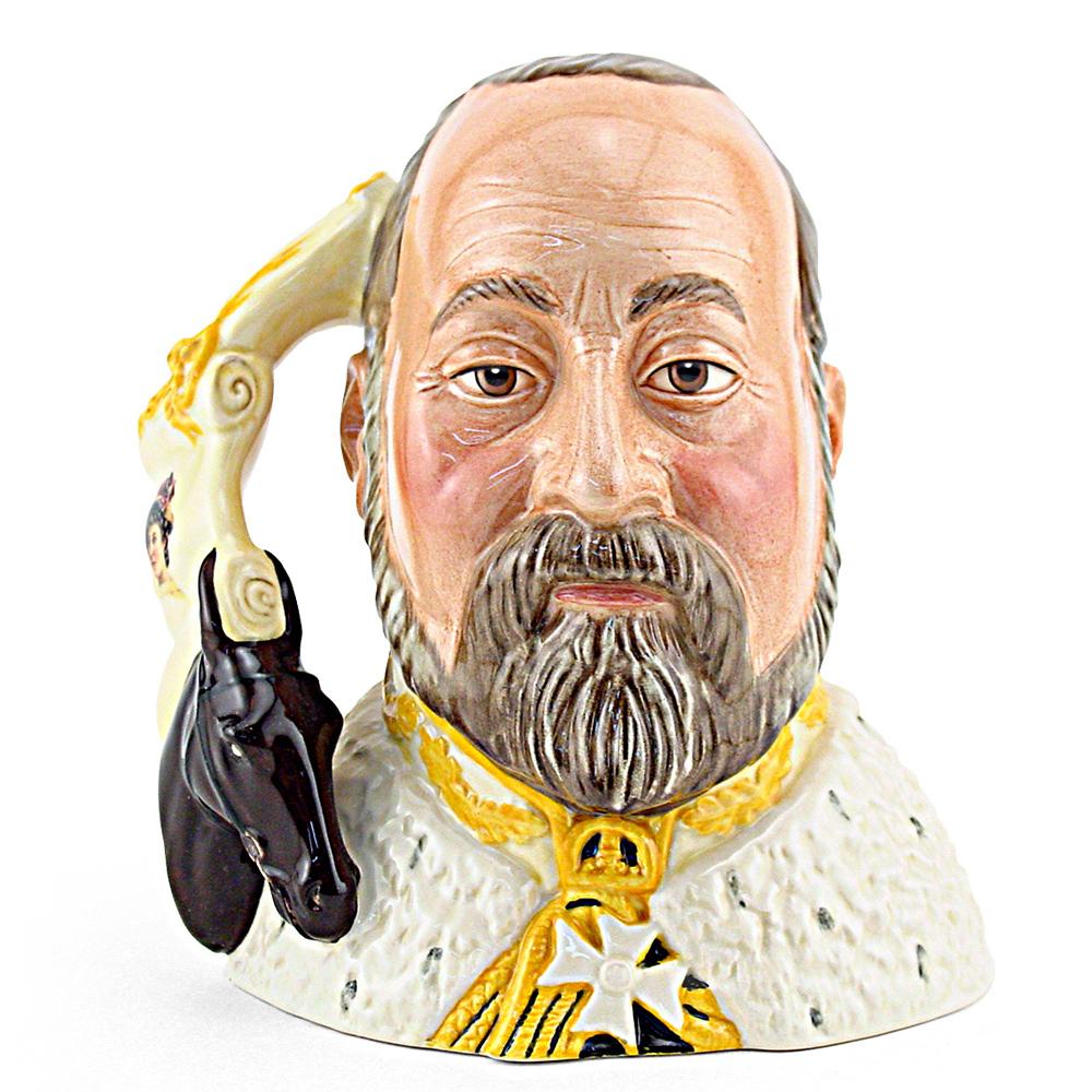 Edward VII D7154 - Large - Royal Doulton Character Jug